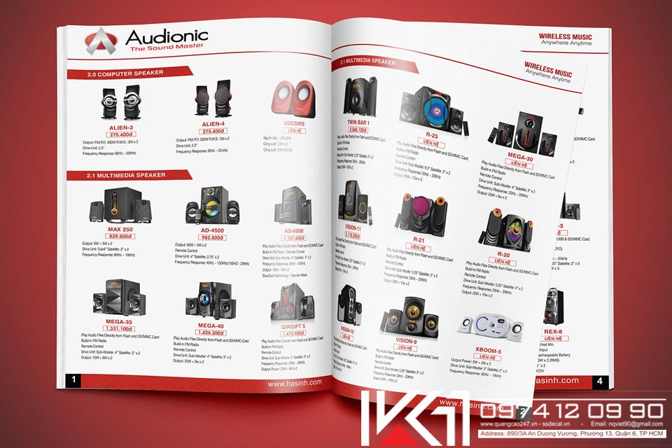 In Catalogue ở đâu uy tín giá rẻ  tại TP.HCM