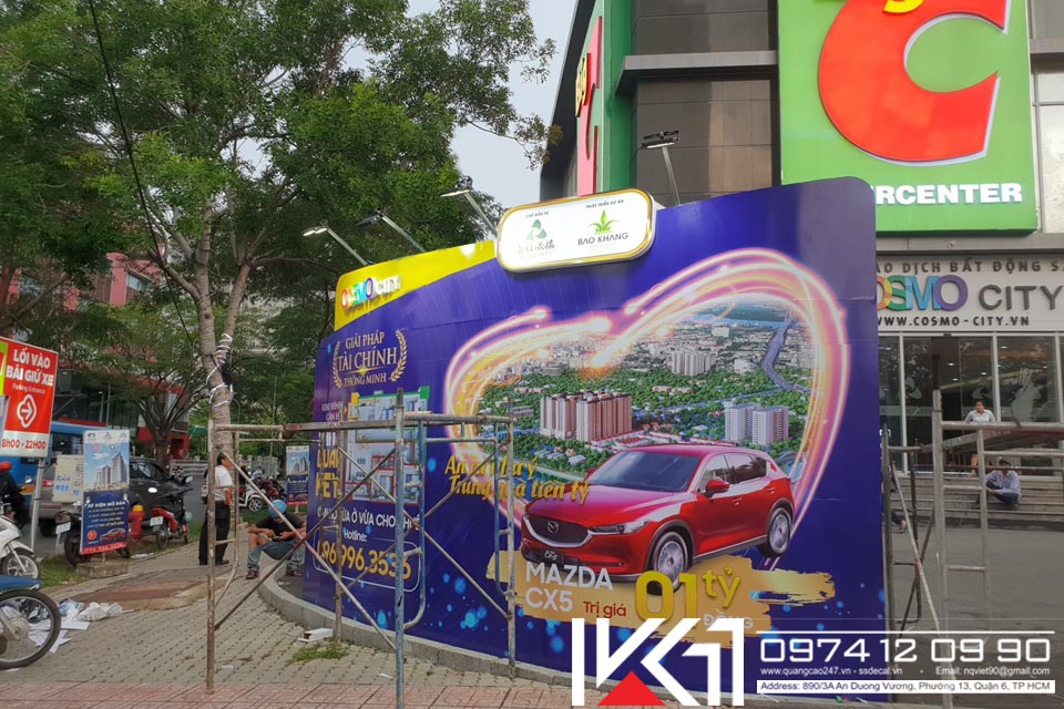 Billboard Quang Cao Ngoai Troi