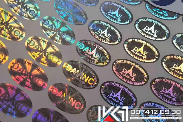 In Decal Sticker Dep Gia Re Tai Hcm